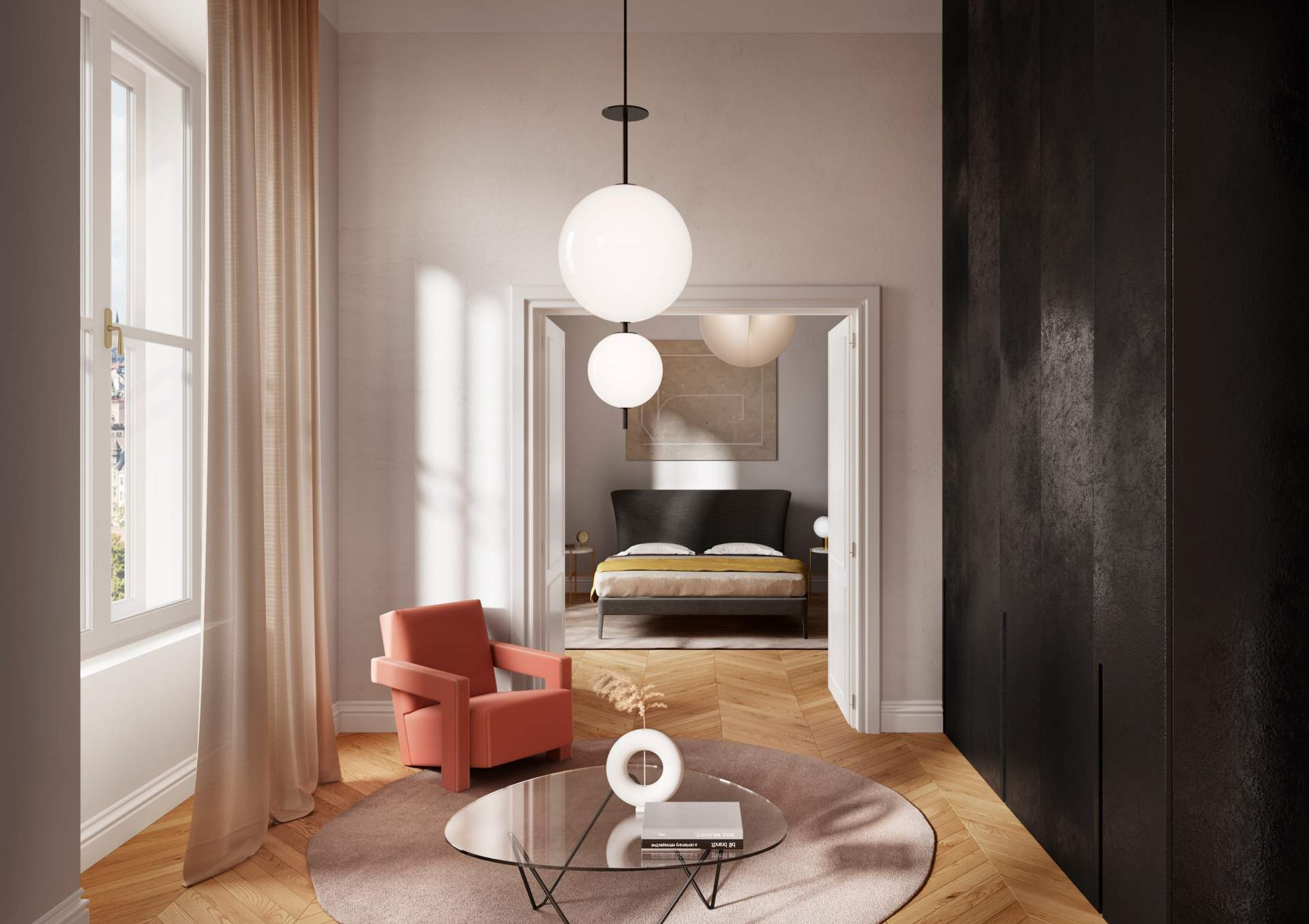 Apartment 401 - Bedroom